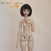 Куклы и игрушки ручной работы. Ярмарка Мастеров - ручная работа Шарнирная полиуретановая кукла, молд Берри. Продана. Handmade.
