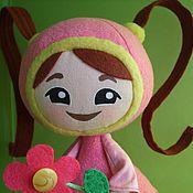 """Куклы и игрушки ручной работы. Ярмарка Мастеров - ручная работа Кукла Милли из """"Умми-Зумми"""" игрушка по рисунку. Handmade."""