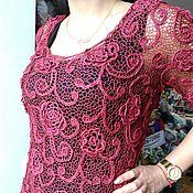 """Одежда ручной работы. Ярмарка Мастеров - ручная работа Кружевное платье """" Сherry"""". Handmade."""