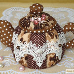 Текстильная посуда от  Анны - Ярмарка Мастеров - ручная работа, handmade