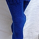 Носки  ручной работы. Носки вязаные. Носочки вязаные «ГДЕ - ТО» из коллекций «ПОДАРКИ»,  «ВЕСНА».Olgafrancesca . Ярмарка мастеров.