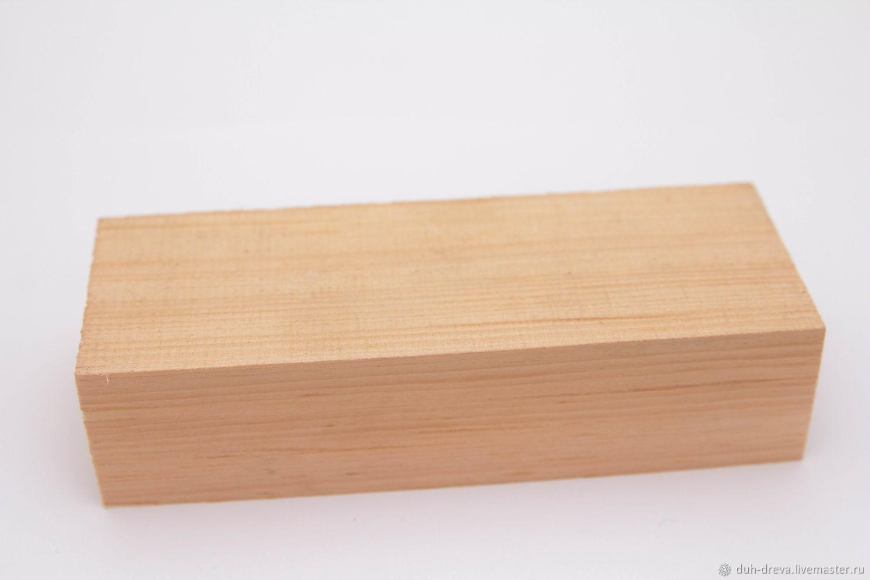 Бруски дерева кедр, Материалы для столярного дела, Владимир,  Фото №1