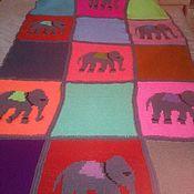 Для дома и интерьера handmade. Livemaster - original item Seven elephants for luck and good luck in the house.You collect elephants??. Handmade.