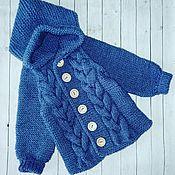 Одежда handmade. Livemaster - original item Cardigan for baby. Handmade.
