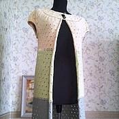 """Одежда ручной работы. Ярмарка Мастеров - ручная работа Кардиган """"Свежесть"""". Handmade."""