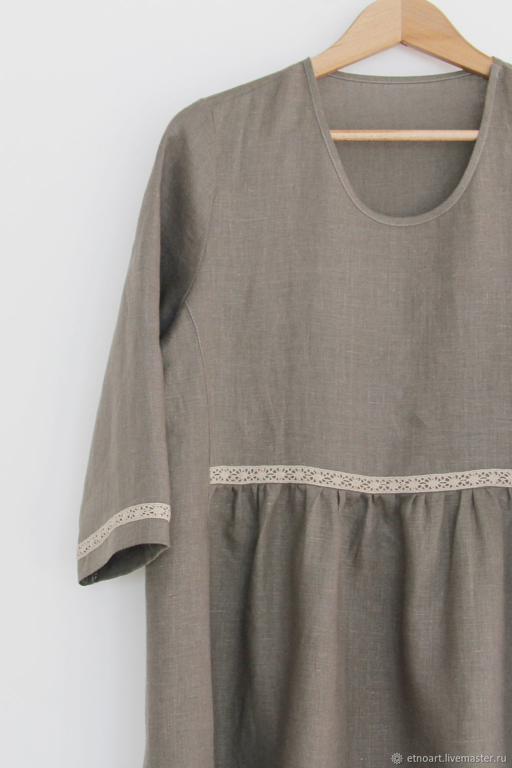 A linen dress in the style boho, Dresses, Tomsk,  Фото №1