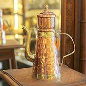 Для дома и интерьера ручной работы. Ярмарка Мастеров - ручная работа кофейник антикварный рабочий. Handmade.