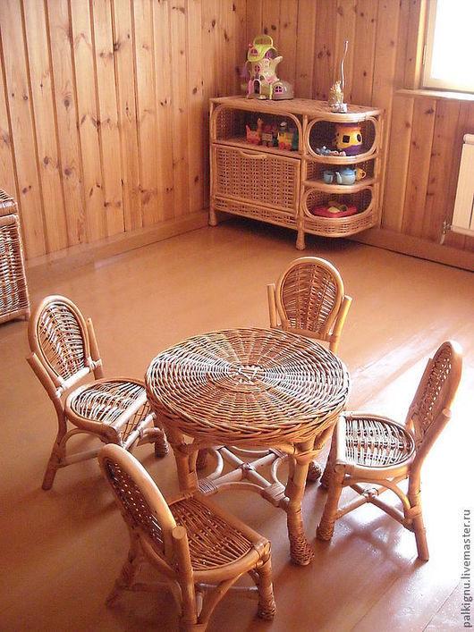 Мебель ручной работы. Ярмарка Мастеров - ручная работа. Купить Мебель детская. Handmade. Лозоплетение, лоза, дачная мебель