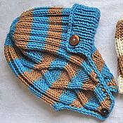 Работы для детей, ручной работы. Ярмарка Мастеров - ручная работа Весенние шапочки для детей. Handmade.