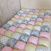 handmade. Livemaster - original item Blanket for children: Bonbon blanket. Handmade.