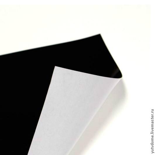 Другие виды рукоделия ручной работы. Ярмарка Мастеров - ручная работа. Купить 0543 Магнитный винил клеевой 0,4 мм (магнитная резина). Handmade.