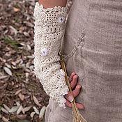 Аксессуары handmade. Livemaster - original item mitts