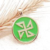 Фен-шуй и эзотерика handmade. Livemaster - original item Solon,Slavic charms charms enamel. Handmade.