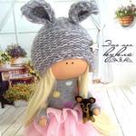 """Иринка (""""Это моя кукла"""") - Ярмарка Мастеров - ручная работа, handmade"""