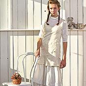"""Одежда ручной работы. Ярмарка Мастеров - ручная работа Туника """"Стрекоза"""". Handmade."""
