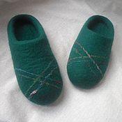 Обувь ручной работы. Ярмарка Мастеров - ручная работа Тапотули-шлепы Мужские. Handmade.