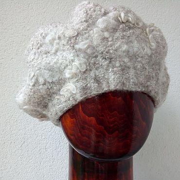 Аксессуары ручной работы. Ярмарка Мастеров - ручная работа Двухсторонний берет любой расцветки. Handmade.