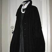 Одежда ручной работы. Ярмарка Мастеров - ручная работа пальто БОХО. Handmade.