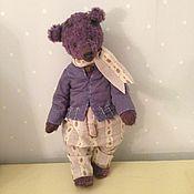 Куклы и игрушки ручной работы. Ярмарка Мастеров - ручная работа мишка Мирон. Handmade.