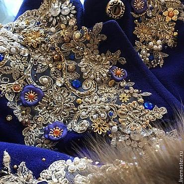 """Одежда ручной работы. Ярмарка Мастеров - ручная работа Пальто""""Versailles Madonna"""". Handmade."""
