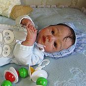 Куклы и игрушки ручной работы. Ярмарка Мастеров - ручная работа Кукла реборн Савушка.. Handmade.