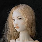 Куклы и игрушки ручной работы. Ярмарка Мастеров - ручная работа Шарнирная фарфоровая кукла Агнес. Handmade.