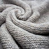 Одежда ручной работы. Ярмарка Мастеров - ручная работа Серый джемпер оверсайз. Handmade.
