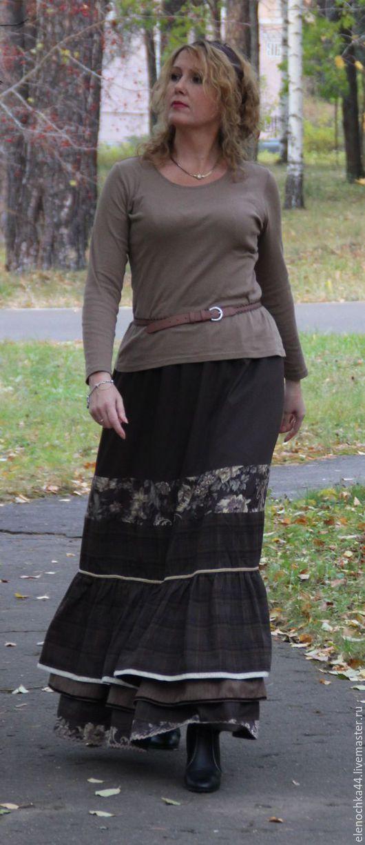 Джинсовая юбка размер доставка