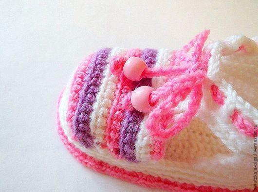 Одежда для новорожденных вязание крючком
