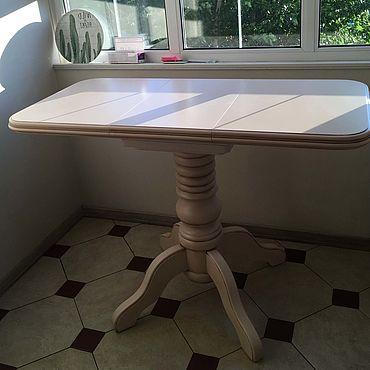 Мебель ручной работы. Ярмарка Мастеров - ручная работа Обеденный раздвижной стол. Handmade.