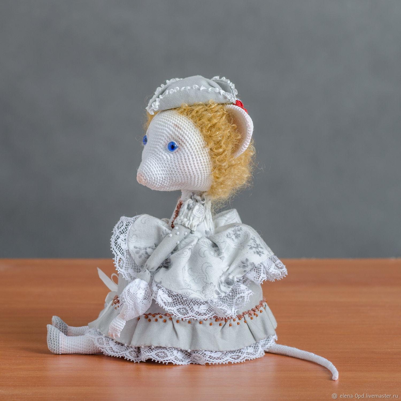 Мышка, Мягкие игрушки, Невинномысск,  Фото №1