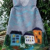 Работы для детей, handmade. Livemaster - original item Felted dress