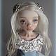 Коллекционные куклы ручной работы. Ярмарка Мастеров - ручная работа. Купить Aelita. Handmade. Голубой, шарнирные куклы, голубой цвет