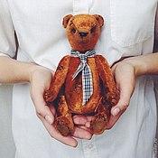 Куклы и игрушки ручной работы. Ярмарка Мастеров - ручная работа тедди медвежонок Марк. Handmade.
