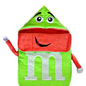 """Работы для детей, ручной работы. Ярмарка Мастеров - ручная работа Конверт на выписку """"M & M"""". Handmade."""