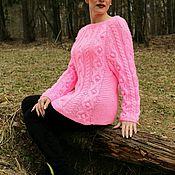 """Одежда handmade. Livemaster - original item Sweater """"Moments of serenity"""". Handmade."""