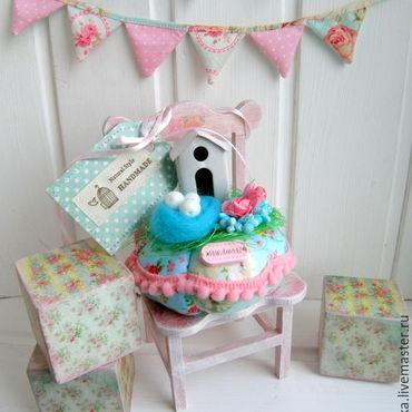 Куклы и игрушки ручной работы. Ярмарка Мастеров - ручная работа Пасхальный сувенир. Handmade.