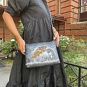 Сумки и аксессуары handmade. Livemaster - original item Clutch bag