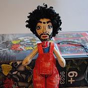 Портретная кукла ручной работы. Ярмарка Мастеров - ручная работа Гастарбайтер. Handmade.