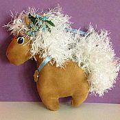Куклы и игрушки handmade. Livemaster - original item Aromatic pony