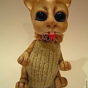 """Куклы и игрушки ручной работы. Ярмарка Мастеров - ручная работа Неизвестная зверушка """"Грызун"""". Handmade."""