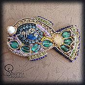 Украшения handmade. Livemaster - original item Large brooch