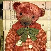 Куклы и игрушки ручной работы. Ярмарка Мастеров - ручная работа Медведь Филипп. Handmade.