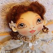 Куклы и игрушки ручной работы. Ярмарка Мастеров - ручная работа Текстильная кукла Ангел Стефания (Стеша).. Handmade.