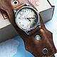 """Часы ручной работы. Часы наручные JK """"Путешествия"""". Екатерина (JayKay). Ярмарка Мастеров. Часы в подарок, необычные наручные часы"""
