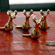 Украшения ручной работы. Ярмарка Мастеров - ручная работа Подвеска из латуни «Симург» / Подвеска латунь / Подвеска. Handmade.