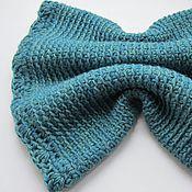 """Аксессуары ручной работы. Ярмарка Мастеров - ручная работа Снуд """"Морская волна"""", шарф, воротник. Handmade."""