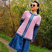 "Одежда handmade. Livemaster - original item Women`s costume. Collection ""Office BOHO"" (375). Handmade."