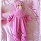 Для новорожденных, ручной работы. Комплект одежды 'Принцесса'. Марина (Первые одёжки) (marimay-child). Ярмарка Мастеров. Детям, однотонный