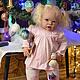 Куклы-младенцы и reborn ручной работы. Кукла реборн - ТИППИ. Мельниченко Регина (Maria70). Интернет-магазин Ярмарка Мастеров. винил